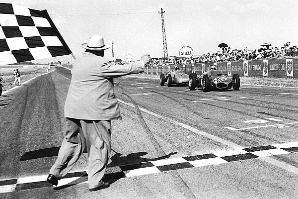 Формула 1 Самое интересное Как это было: Пришел, увидел, победил. Гран При Франции 1961 года