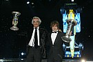 Alonso at the FIA awards