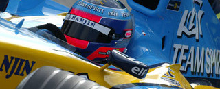 Formula 1 Montagny leads the way at Jerez test