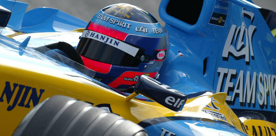 Montagny leads the way at Jerez test