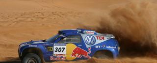 Dakar Sainz back in the Dakar lead