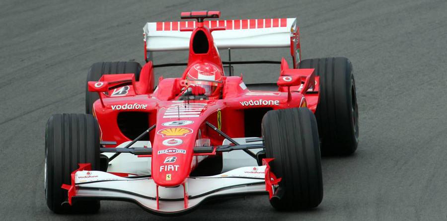 Schumacher on top in European GP last practice