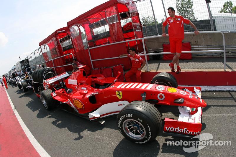 Damage limitation for Ferrari