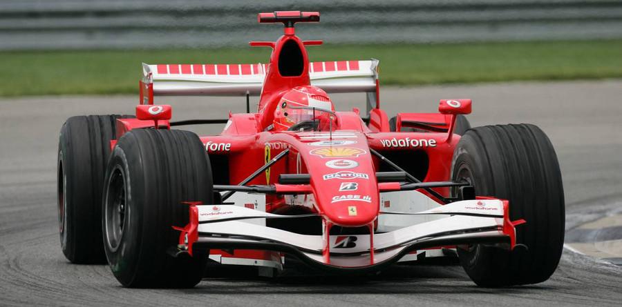 No rest for Schumacher