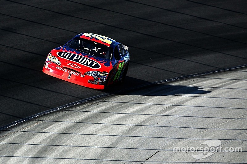 Don't put a fork in Jeff Gordon yet