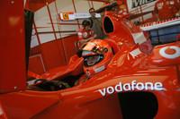 Schumacher ends Jerez test fastest