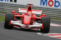 Ferrari leads in Hungarian GP last practice