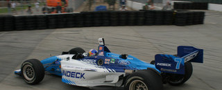 IndyCar CHAMPCAR/CART: Allmendinger toughs out the street fight to win in Denver