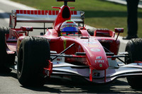 Massa fastest at Monza testing