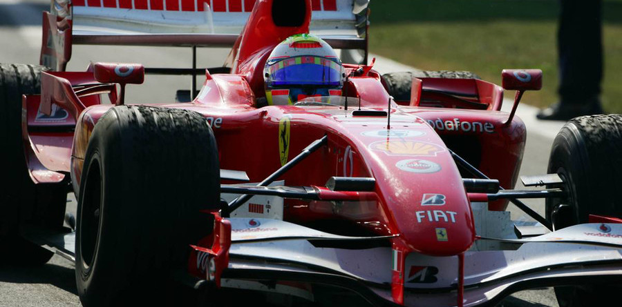 Massa fastest at Monza testing