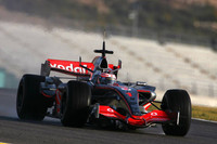 Alonso tops Valencia test times again