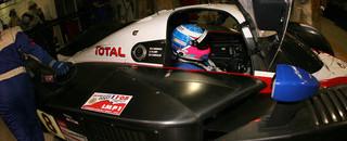 Le Mans Peugeot retains pole when rain hits area