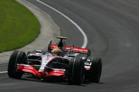 Hamilton takes his second win at US GP