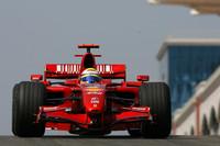 Massa snatches pole position for Turkish GP