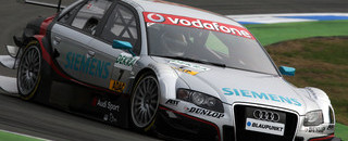 DTM Audi claims front row for Hockenheim finale