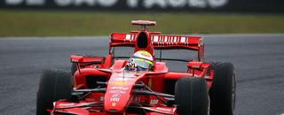 Formula 1 Massa fastest in Brazilian GP final practice