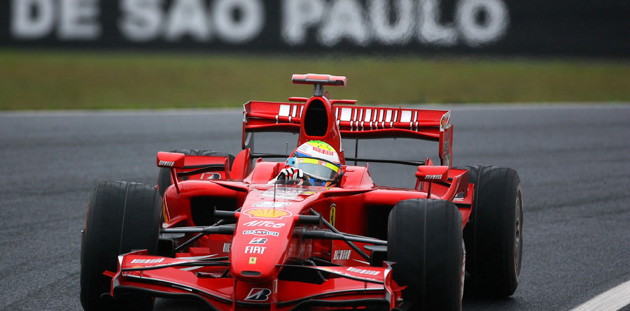 Massa fastest in Brazilian GP final practice