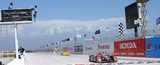 ALMS Werner, Luhr win shootout at St. Petersburg