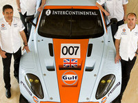 Sportscar aces, F1 stars lineup for AMR title defense