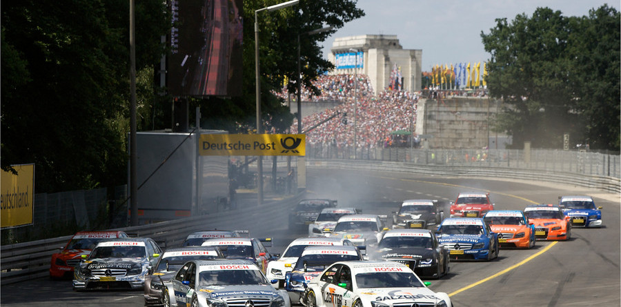 Green edges Spengler at Norisring
