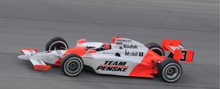 IndyCar Castroneves wins Chicago, Dixon scores title