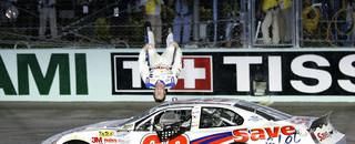 NASCAR XFINITY Edwards wins race, Bower earns championship
