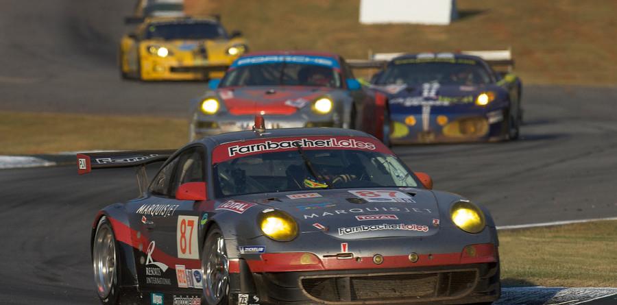 Farnbacher Loles, Porsche preps for 2009 challenges