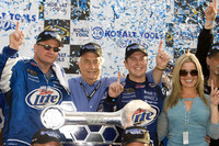 Ingram's Flat Spot On: Penske power