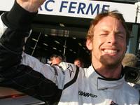 Brawn GP front row to start Australian GP