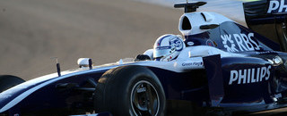 Formula 1 Young drivers showed their talent this week in Jerez
