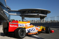 Renault to remain in Formula One with new investor
