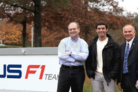 US F1 team on life support as staff laid off