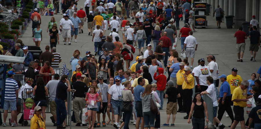Community Day gives Indy fans ultimate access