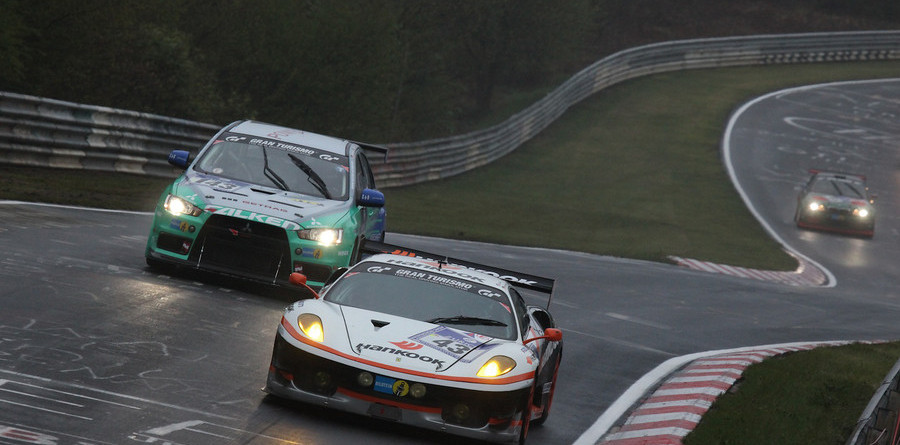 The 'Ring prepares Leh Keen for Le Mans