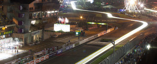 Le Mans Halfway at Le Mans: Audi on the move