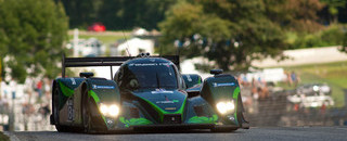 ALMS Drayson Racing nabs Road America win on final lap