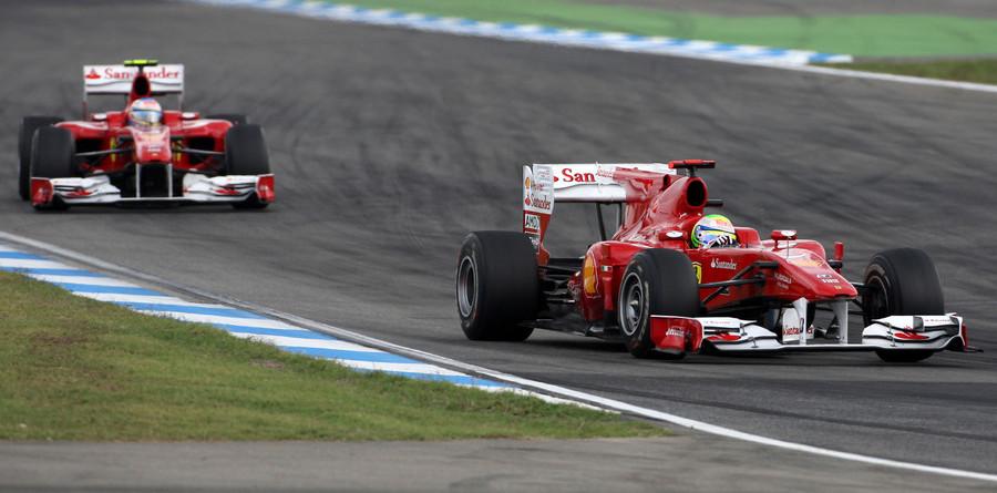 Judgement day for Ferrari over team orders