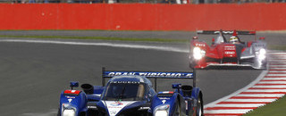 European Le Mans Davidson, Minassian take Silverstone for Peugeot