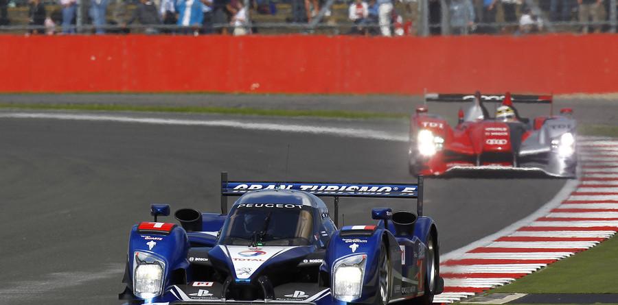 Davidson, Minassian take Silverstone for Peugeot
