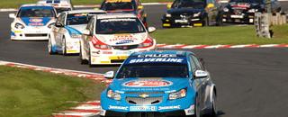 BTCC Plato and Jordan are victors at Brands Hatch