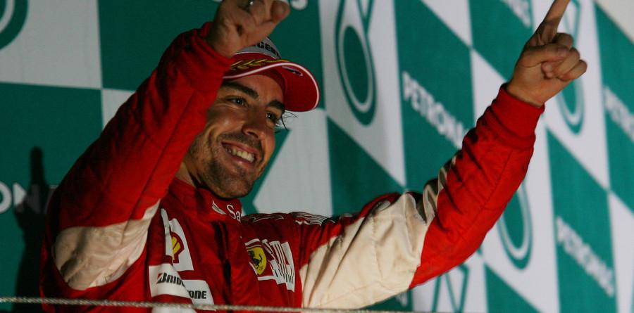 Alonso wins inaugural Korean GP in the rain