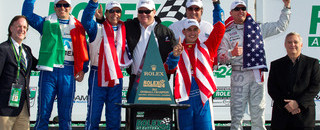 Grand-Am Ganassi Racing wins fourth Rolex 24 at Daytona