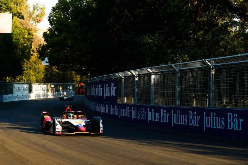 Formel E Santiago 2019: Di Grassi fährt überlegene Pole - Wehrlein auf Rang drei