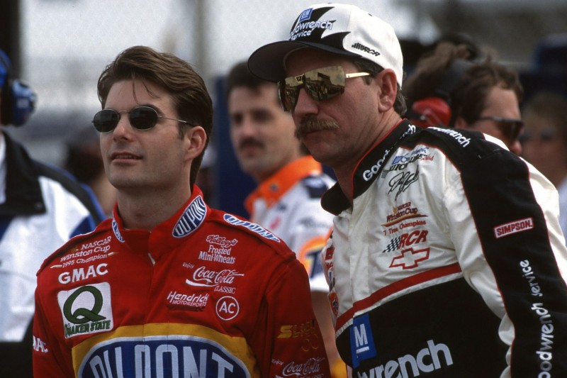 Gordon vs. Earnhardt: Fehlen NASCAR die großen Rivalitäten?