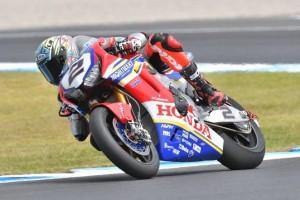 Moriwaki-Honda enttäuscht: Momentan nur fünfte Kraft in der Superbike-WM