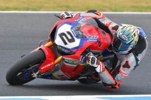 Moriwaki-Honda: Leon Camier liegt nur noch 1,140 Sekunden zurück