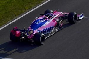 Sergio Perez klagt: Racing Point fehlen Ersatzteile