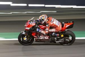 Dovizioso: Katar-Test verrät nicht die wahre Stärke der Konkurrenz