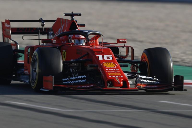 Formel-1-Testfahrten 2019 Barcelona: Ferrari schockt die Konkurrenz!