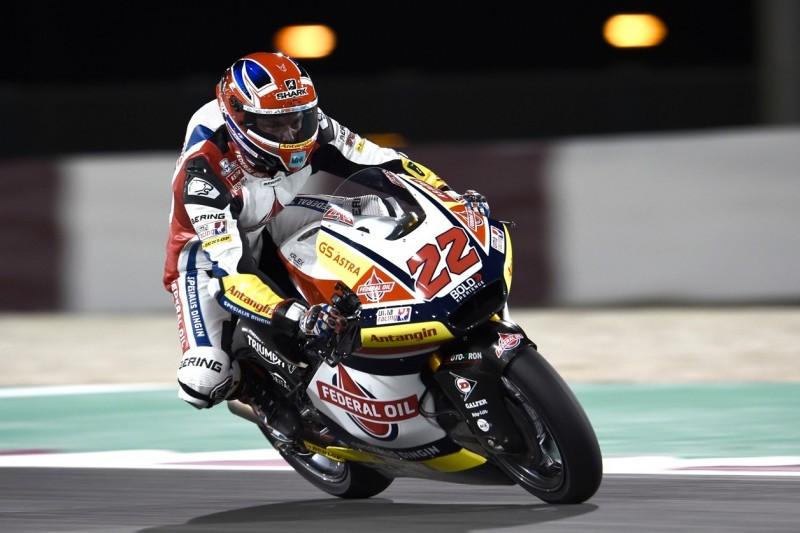 Moto2-Test in Katar: Bestzeit für Lowes, Lüthi und Schrötter im Spitzenfeld